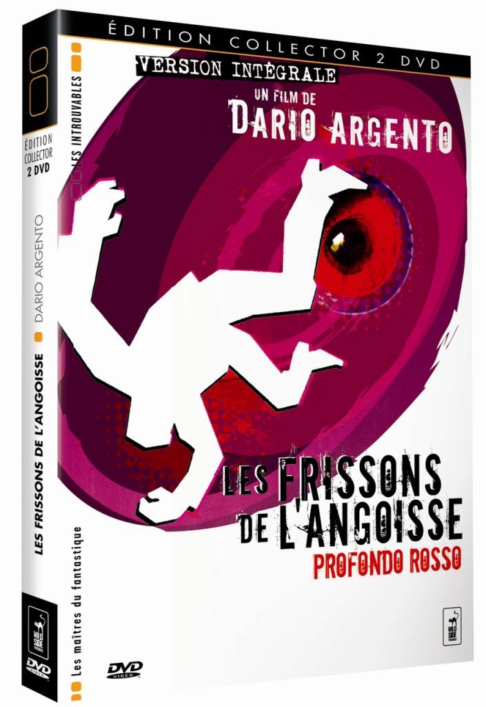 Les Frissons de l'Angoisse DVD