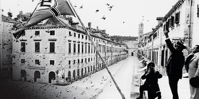 l'occupation en 26 images Zafranovica