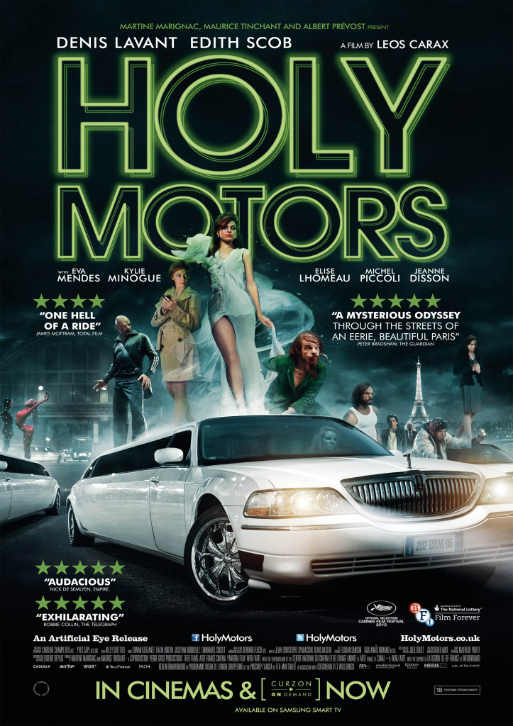 Holy motors GB