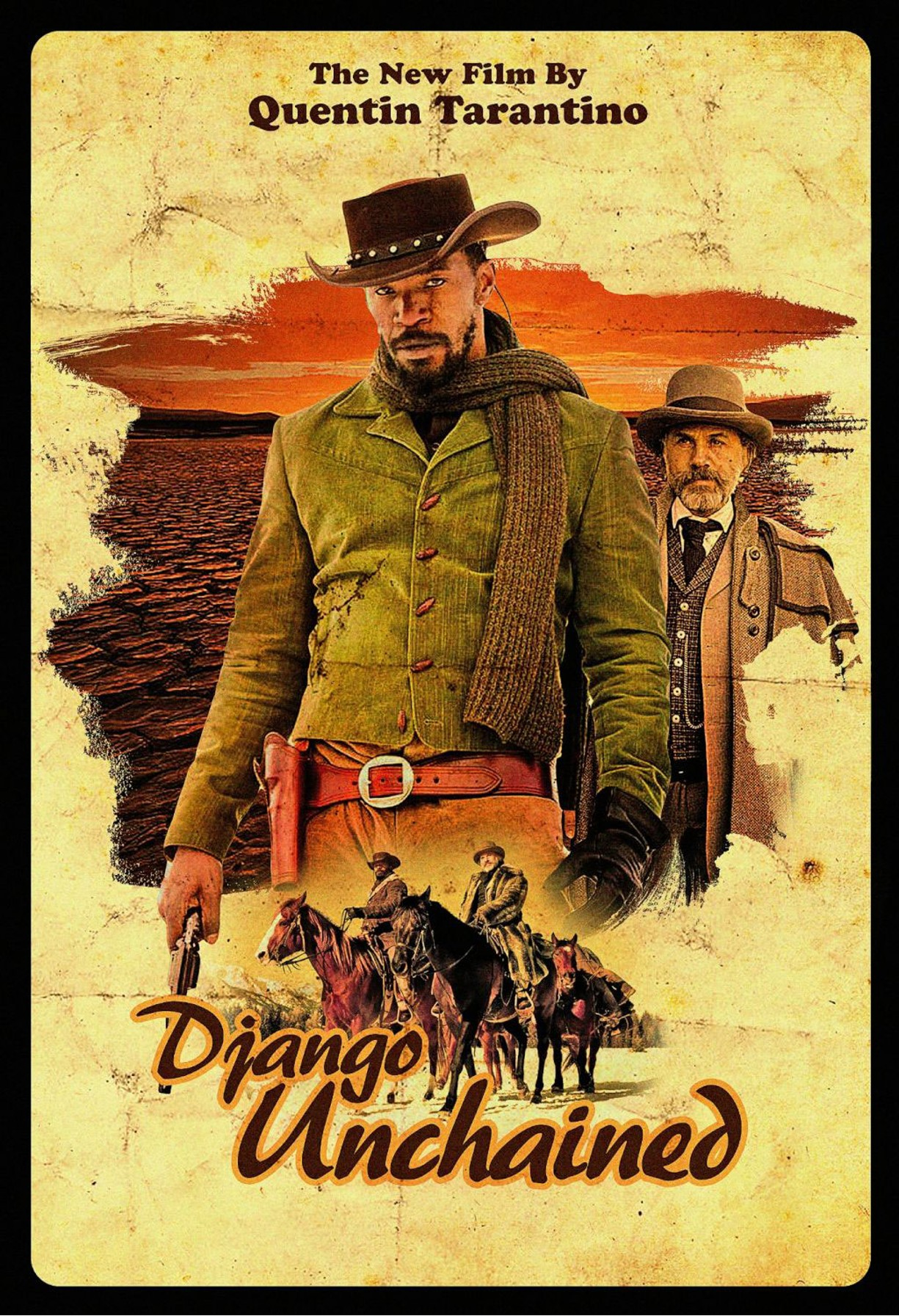 django unchained by quentin tarantino In 20 years of making films writer/director quentin tarantino has created an alternate universe on screen here's how his latest film -- django unchained -- fits into it.