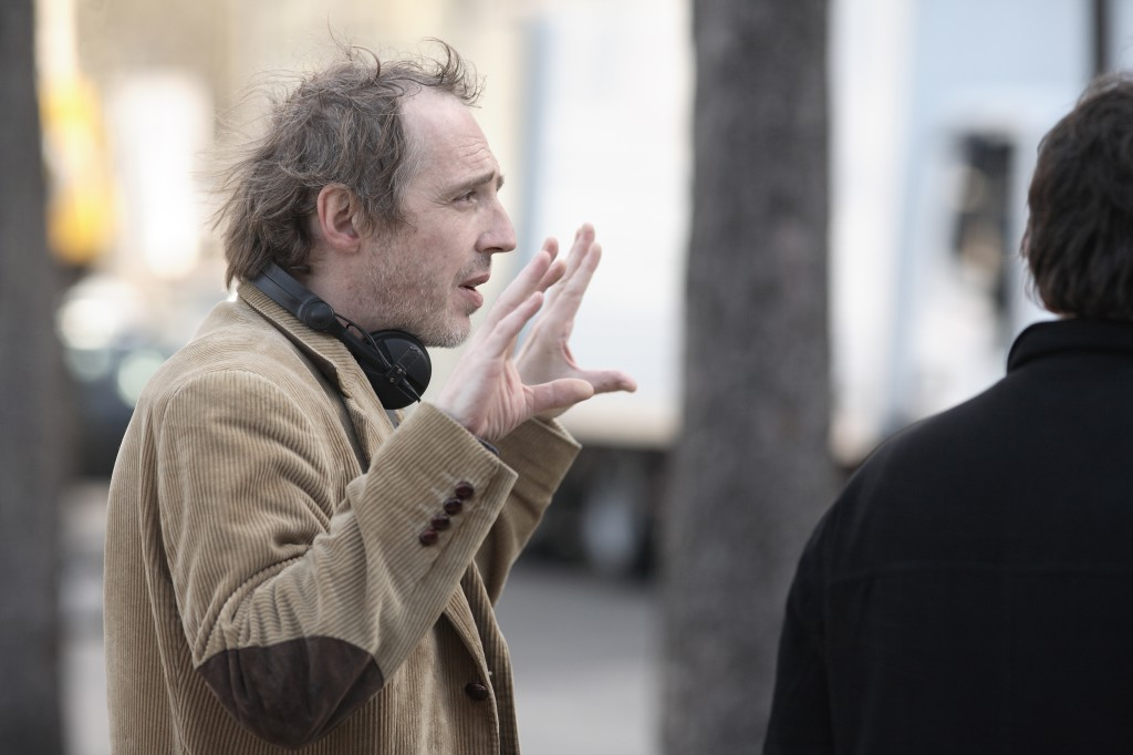 Arnaud Desplechin - photo Jean-Claude Lother-Why Not Productions