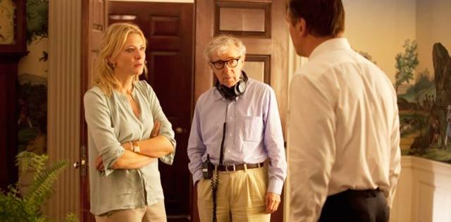 Cate Blanchett Woody Allen A Baldwin