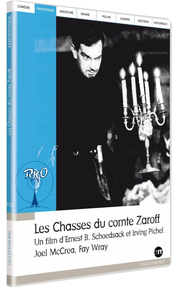 Zaroff DVD
