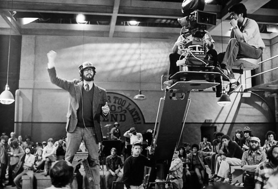 landis tournage The Blues Brothers