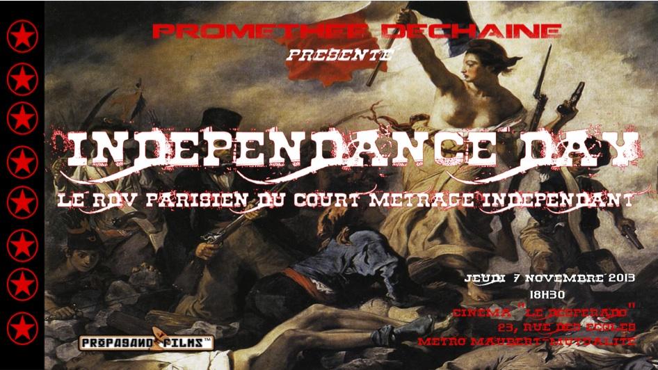 independance day affiche