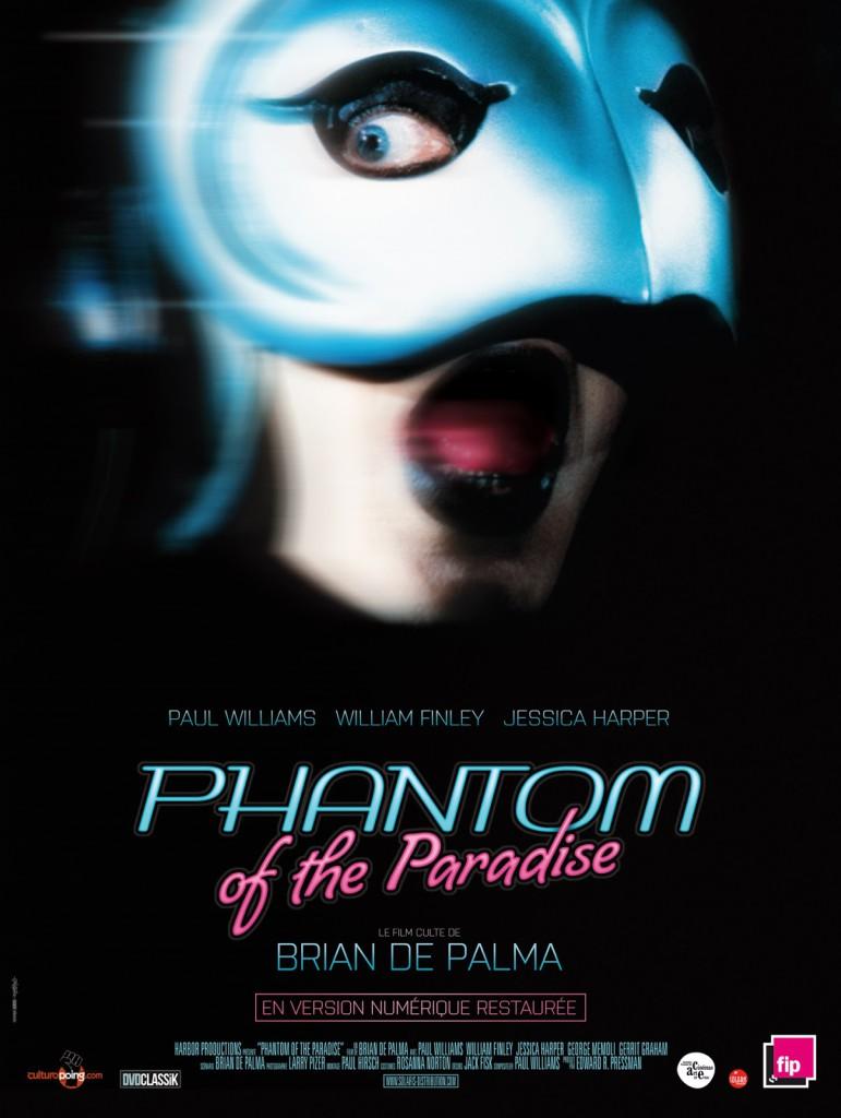 Phantom of the Paradise Solaris Dist