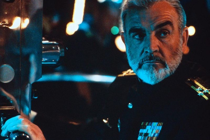 Sean Connery Octobre Rouge