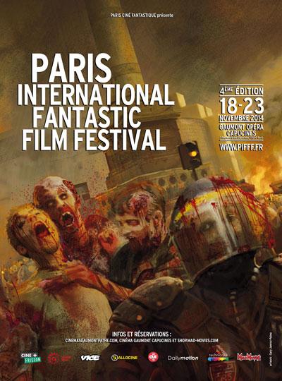 Affiche PIFFF2014