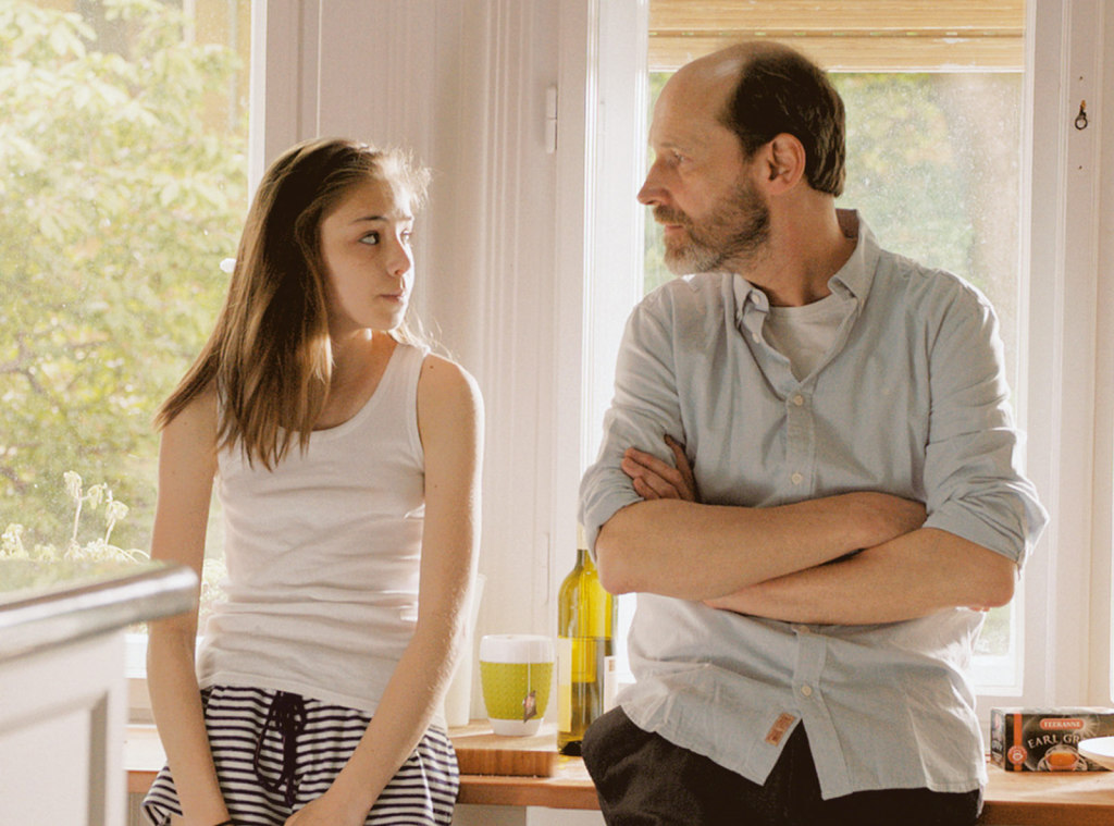 lili et son père