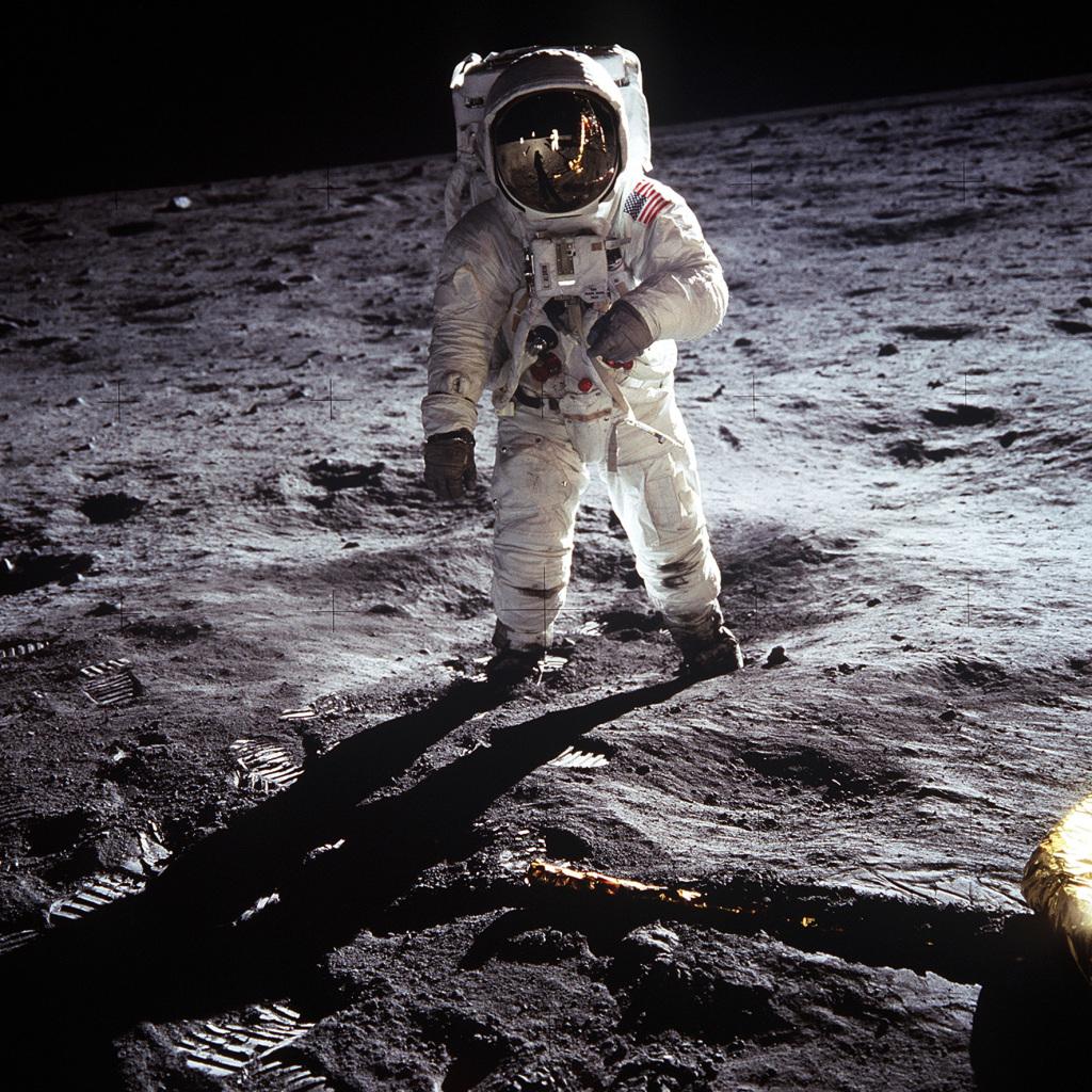 Moonwalk One  Buzz Aldrin 1