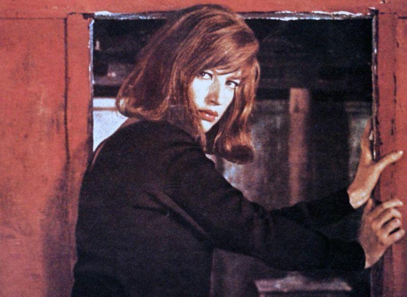 Monica Vitti Le désert rouge