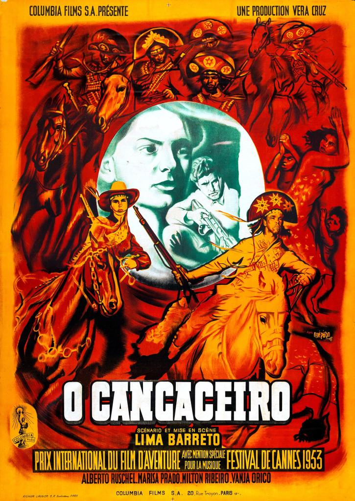 O CANGACEIRO (1953) aff