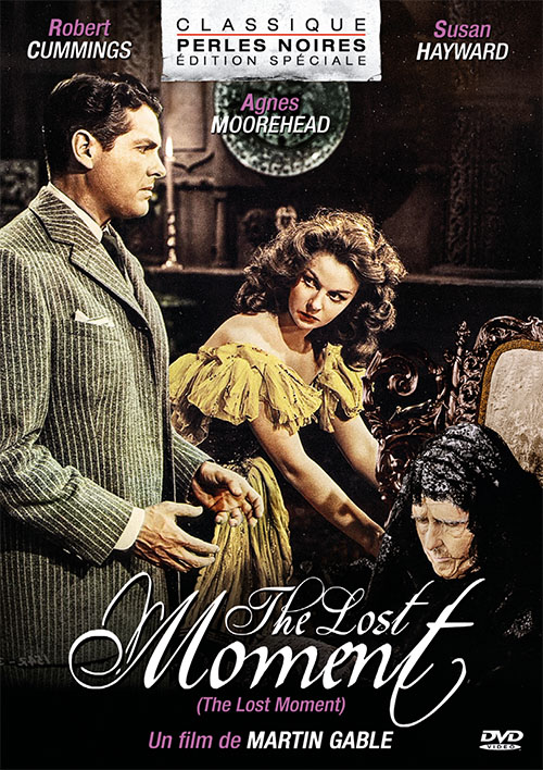 The Lost Moment DVD