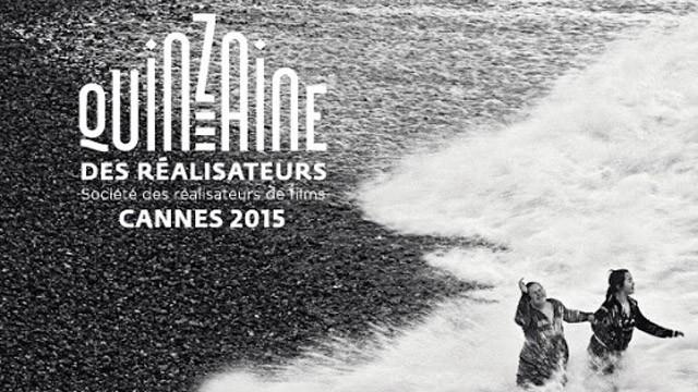 Quinzaine des réalisateurs Affiche 2015