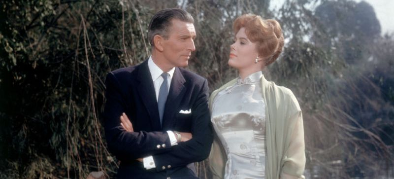 Jill St. John, Michael Rennie The Lost World