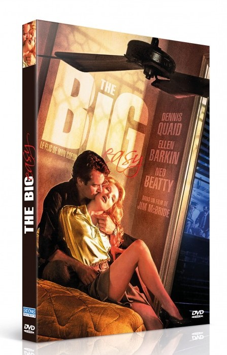the-big-easy DVD
