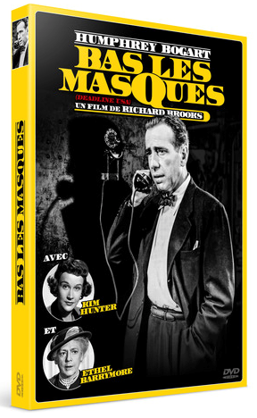 bas les masques dvd