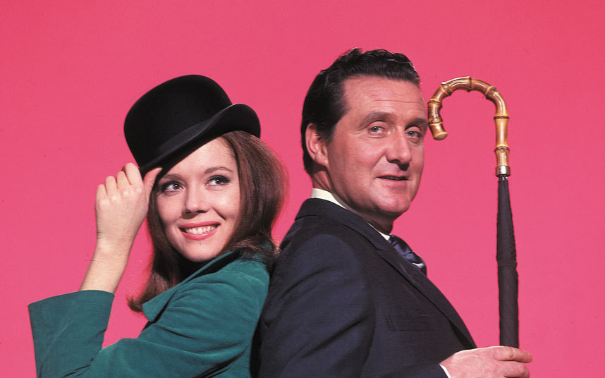 emma peel John Steed