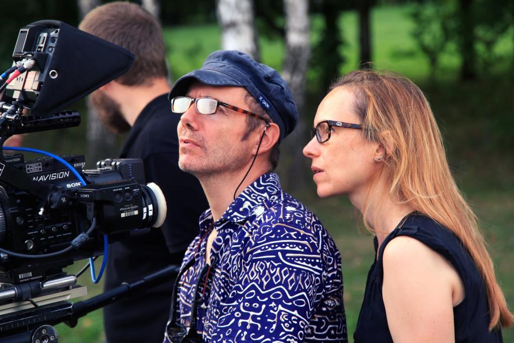 Alante kavaite et Dominique Colin