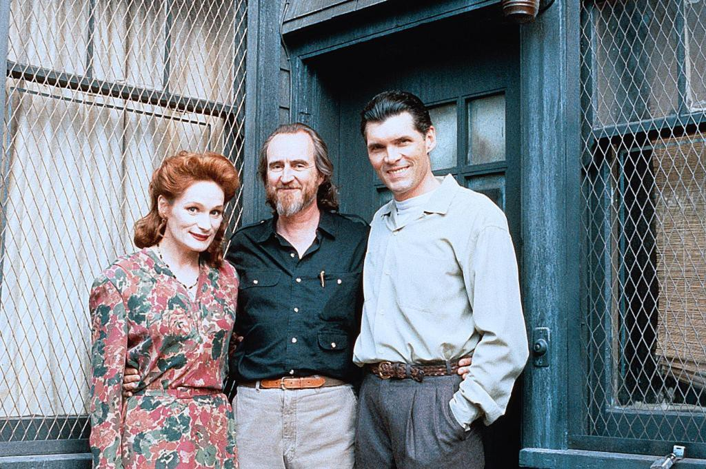 Everett McGill Wendy Robie Wes Craven People