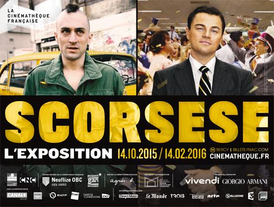 Scorsese Cinémathèque Française