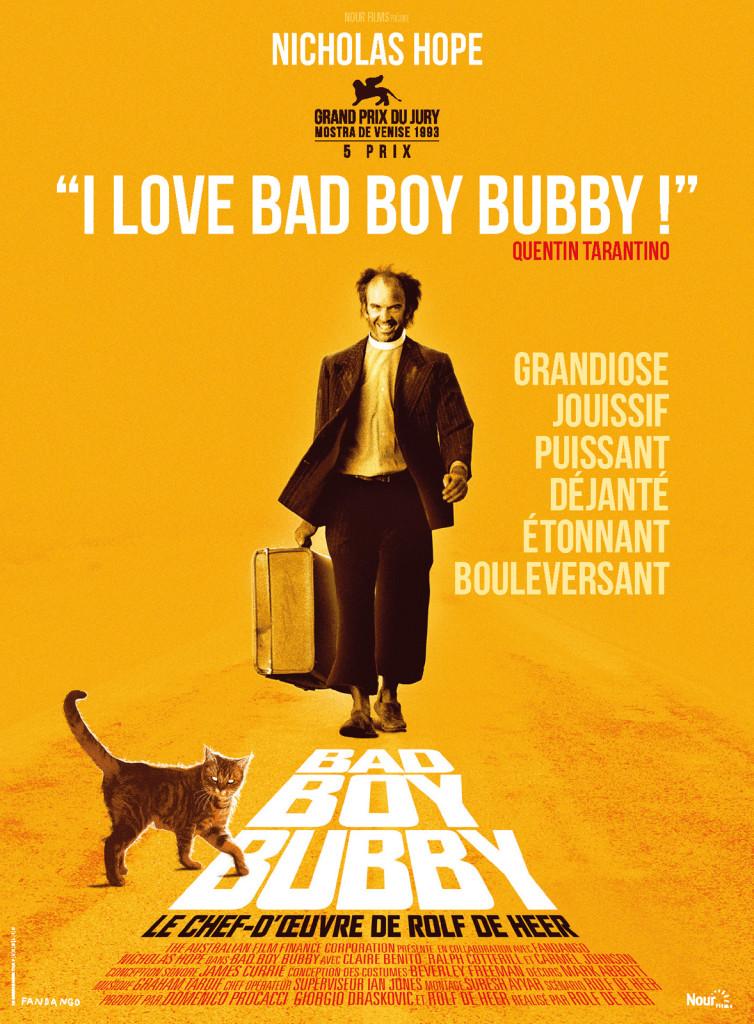 Bad Boy Bubby affiche