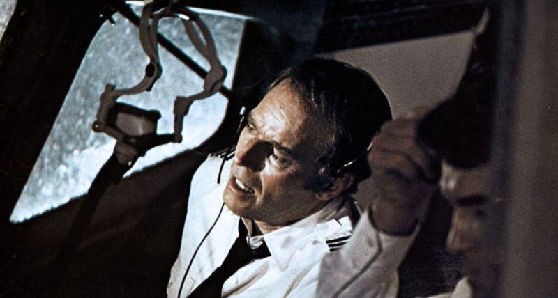 Charlton Heston Alerte à la bombe