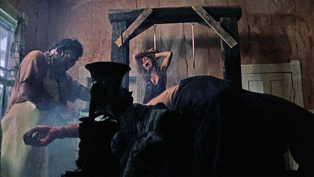 Gunnar Hansen Massacre à la tronçonneuse