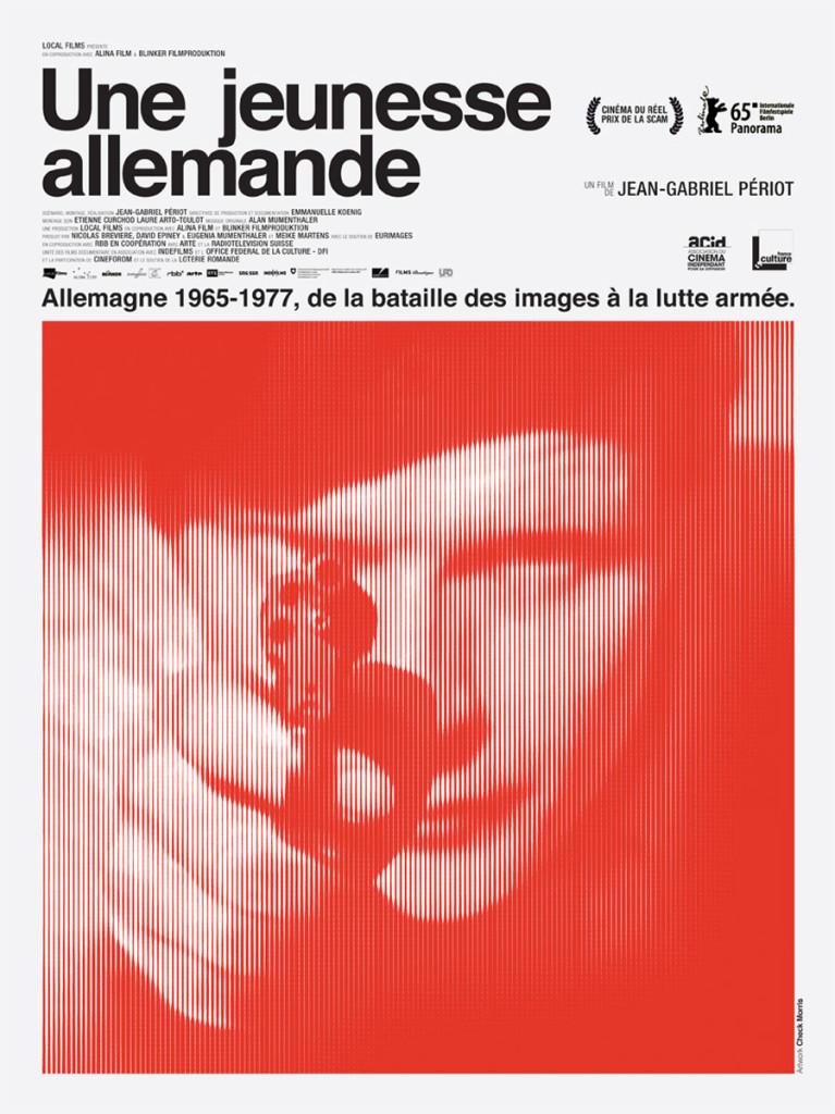 Une Jeunesse Allemande affiche