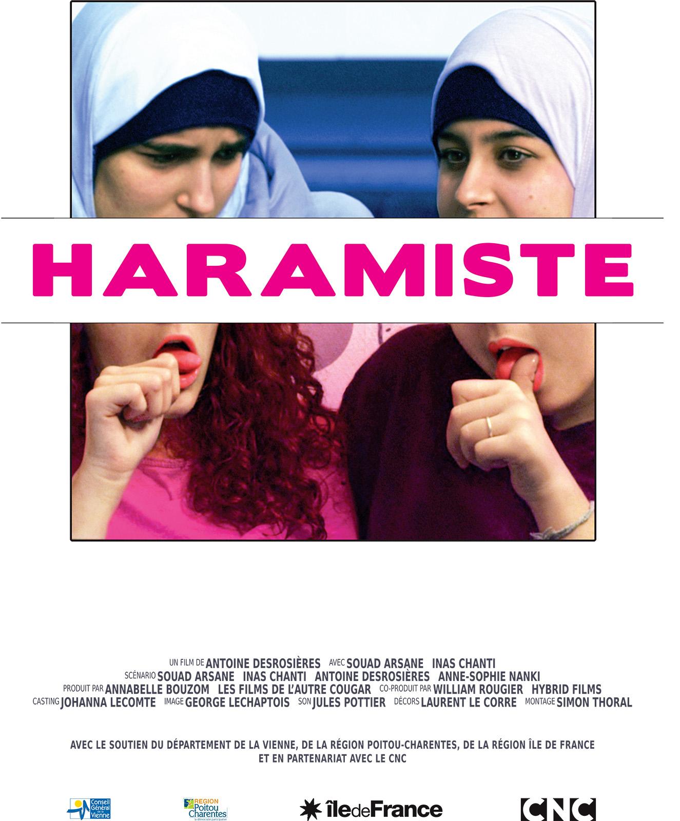 Haramiste affiche