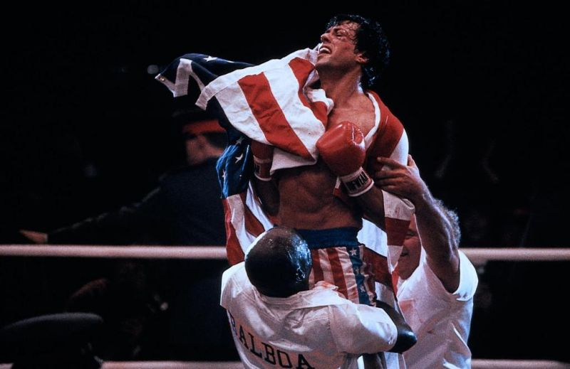 Rocky IV Stallone