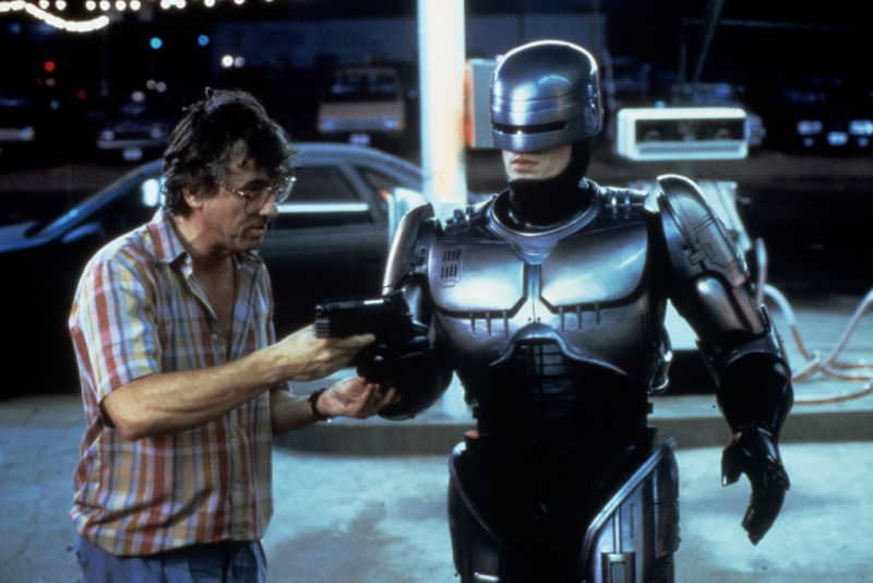 Paul Verhoeven Robocop