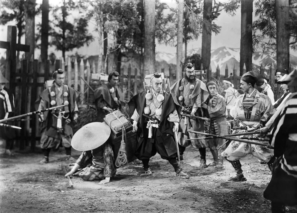 Qui marche sur la queue du tigre - Kurosawa -Toho