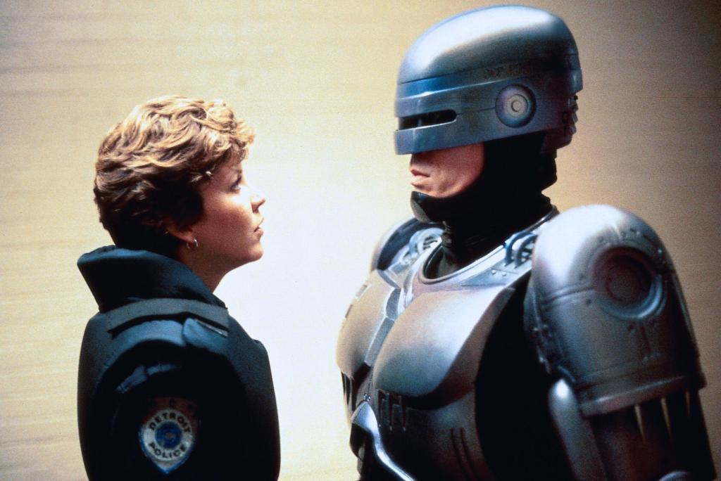 Robocop nancy Allen Peter Weller