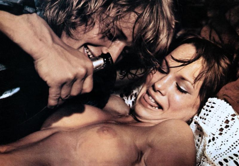 Rutger Hauer, Monique van de Ven TDelices