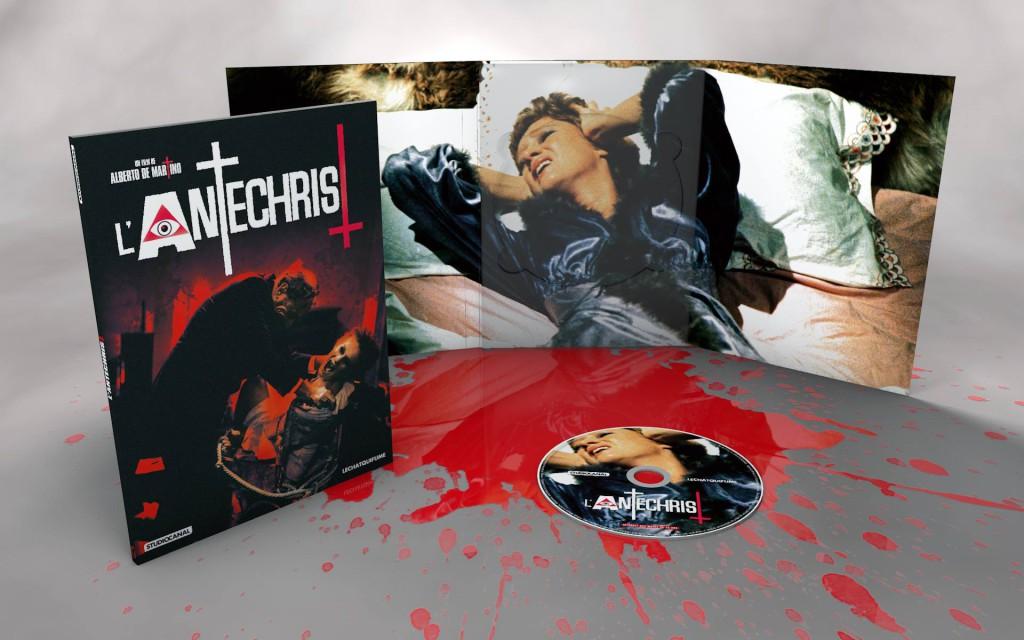 L'Antéchrist dvd