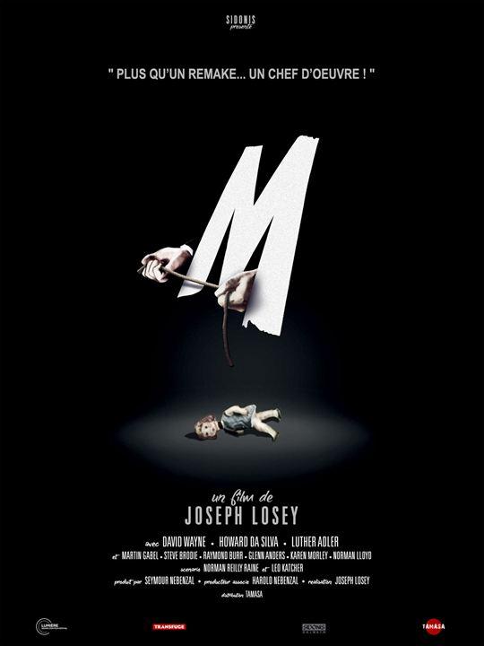 M Joseph Losey