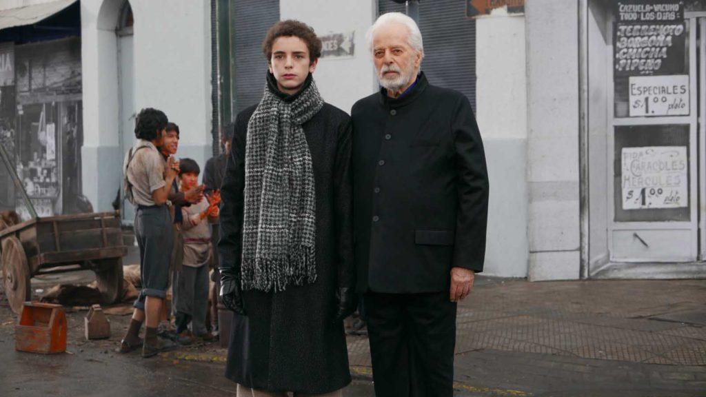 Alejandro Jodorowsky Jeremias Herskovits