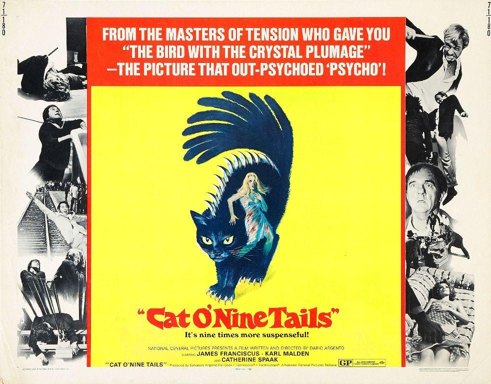 Cat O'Nine Tails