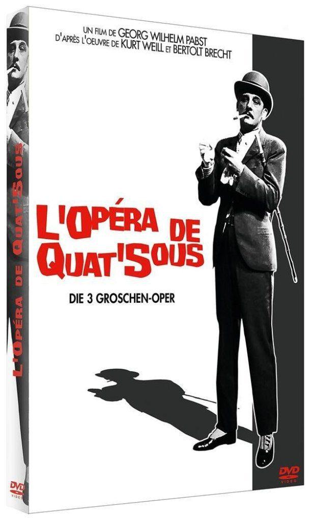 L'Opéra de Quat'sous DVD