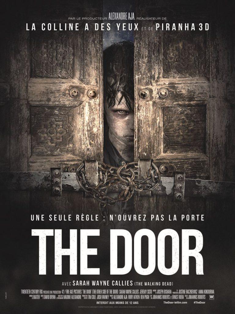 The Door affiche