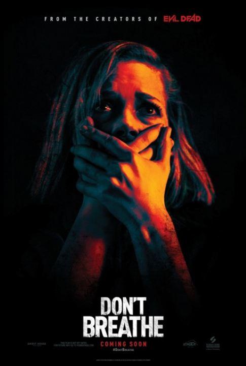 Dont' Breathe In The Dark