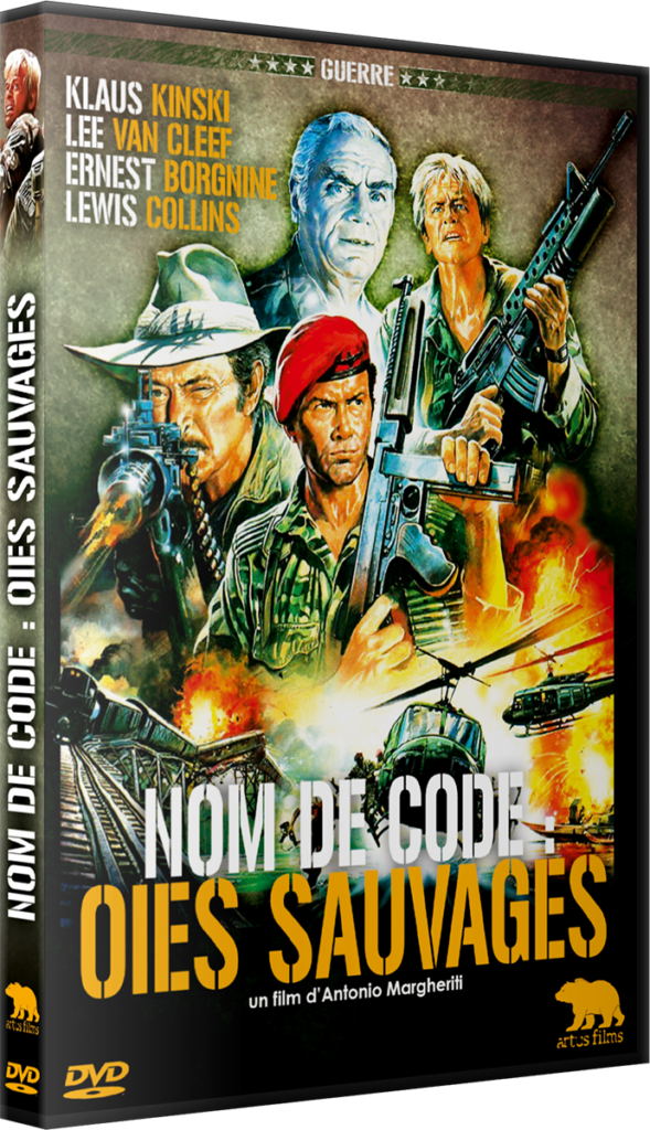 Nom de code Oies Sauvages -Artus Films