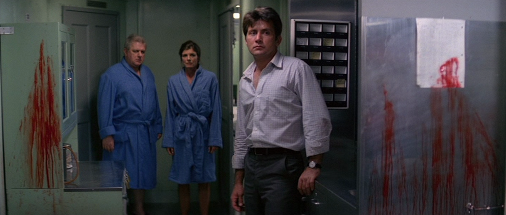 Charles Durning, Katherine Ross, Martin Sheen