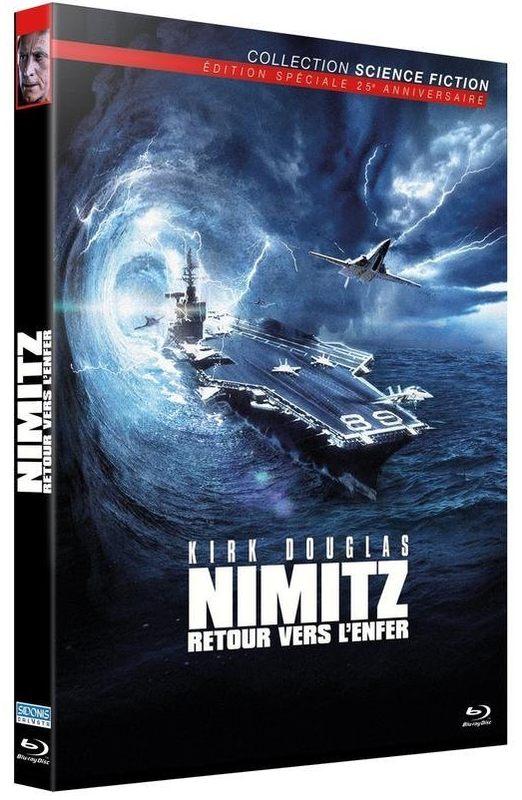 Nimitz retour vers l'enfer Blu-ray
